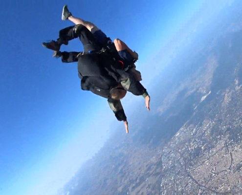 saut parachute sud ouest