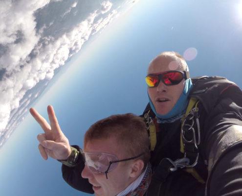 parajump parachutisme