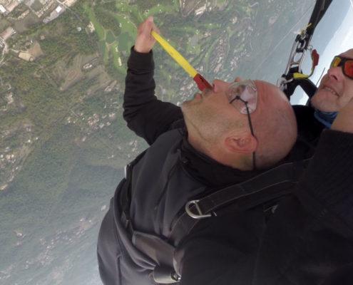baptême parachutisme