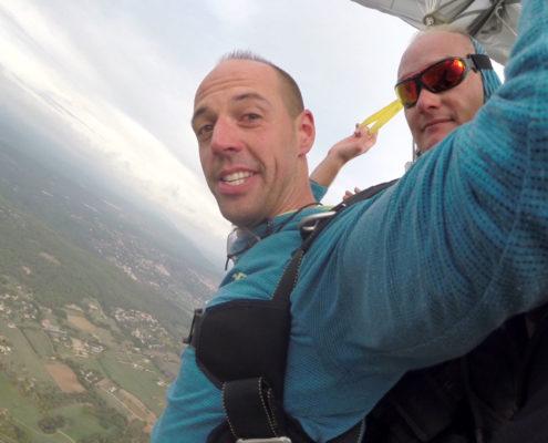 saut parachute agen