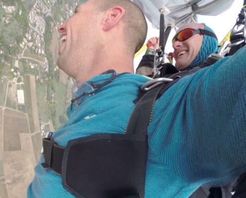 saut parachute tarbes