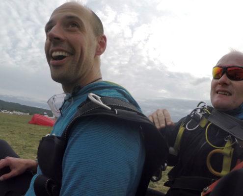 baptême parachute toulouse