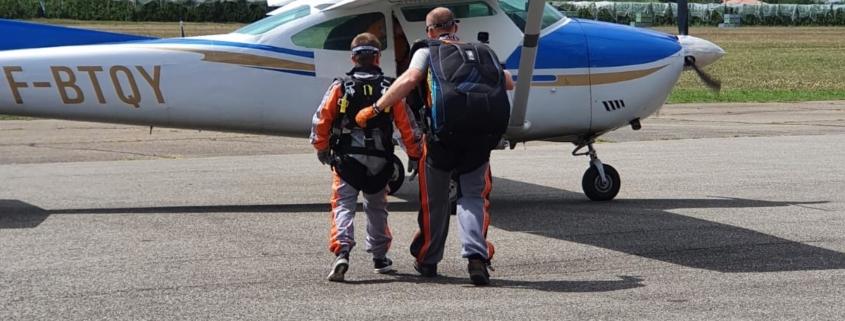 saut parachute toulouse auch montauban